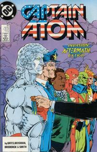 Cover Thumbnail for Captain Atom (DC, 1987 series) #25