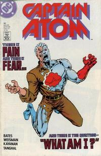 Cover Thumbnail for Captain Atom (DC, 1987 series) #32