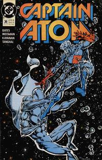 Cover Thumbnail for Captain Atom (DC, 1987 series) #36