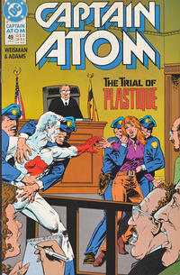 Cover Thumbnail for Captain Atom (DC, 1987 series) #49