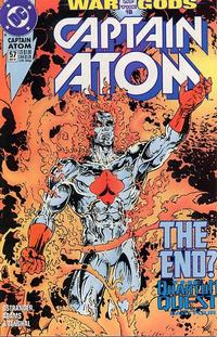 Cover Thumbnail for Captain Atom (DC, 1987 series) #57