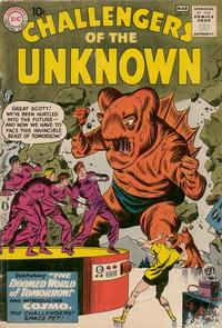 Cover Thumbnail for Challengers of the Unknown (DC, 1958 series) #18