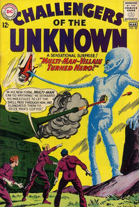 Cover Thumbnail for Challengers of the Unknown (DC, 1958 series) #30