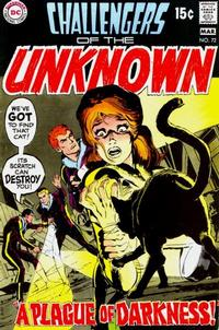 Cover Thumbnail for Challengers of the Unknown (DC, 1958 series) #72