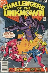Cover Thumbnail for Challengers of the Unknown (DC, 1977 series) #85
