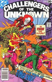 Cover Thumbnail for Challengers of the Unknown (DC, 1958 series) #86