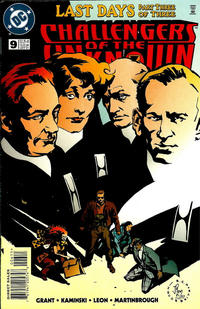 Cover Thumbnail for Challengers of the Unknown (DC, 1997 series) #9