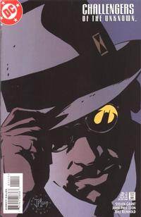 Cover Thumbnail for Challengers of the Unknown (DC, 1997 series) #11