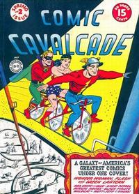 Cover Thumbnail for Comic Cavalcade (DC, 1942 series) #2