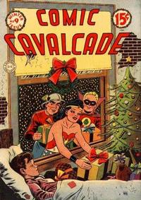 Cover Thumbnail for Comic Cavalcade (DC, 1942 series) #9