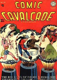 Cover Thumbnail for Comic Cavalcade (DC, 1942 series) #29