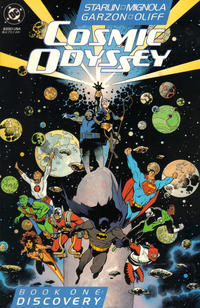 Cover Thumbnail for Cosmic Odyssey (DC, 1988 series) #1