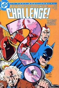 Cover Thumbnail for DC Challenge (DC, 1985 series) #6
