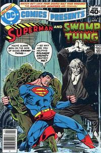 Cover Thumbnail for DC Comics Presents (DC, 1978 series) #8
