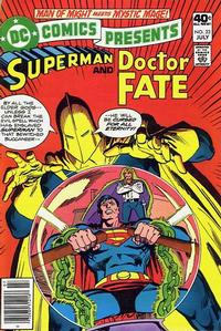 Cover Thumbnail for DC Comics Presents (DC, 1978 series) #23
