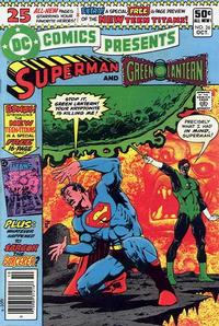 Cover Thumbnail for DC Comics Presents (DC, 1978 series) #26