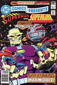 Cover Thumbnail for DC Comics Presents (DC, 1978 series) #28