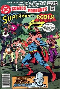 Cover Thumbnail for DC Comics Presents (DC, 1978 series) #31