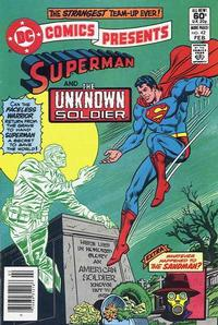 Cover Thumbnail for DC Comics Presents (DC, 1978 series) #42