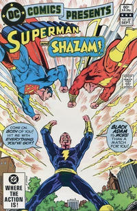 Cover Thumbnail for DC Comics Presents (DC, 1978 series) #49