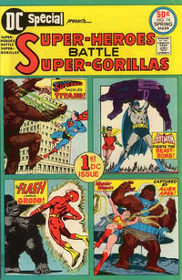 Cover Thumbnail for DC Special (DC, 1968 series) #16