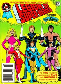Cover Thumbnail for DC Special Blue Ribbon Digest (DC, 1980 series) #1