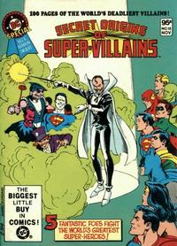 Cover Thumbnail for DC Special Blue Ribbon Digest (DC, 1980 series) #15 [Direct Edition]