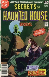 Cover Thumbnail for DC Special Series (DC, 1977 series) #12 - Secrets of Haunted House Special