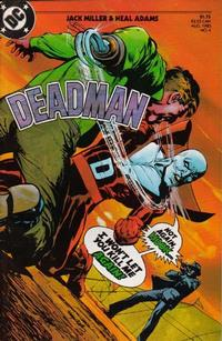 Cover Thumbnail for Deadman (DC, 1985 series) #4