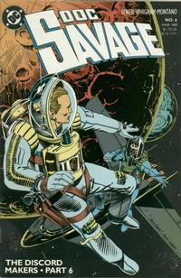 Cover Thumbnail for Doc Savage (DC, 1988 series) #6