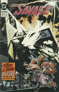 Cover Thumbnail for Doc Savage (DC, 1988 series) #20