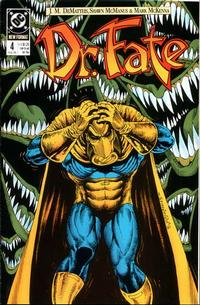 Cover Thumbnail for Doctor Fate (DC, 1988 series) #4
