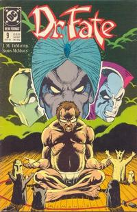 Cover Thumbnail for Doctor Fate (DC, 1988 series) #9