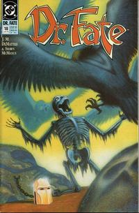 Cover Thumbnail for Doctor Fate (DC, 1988 series) #18