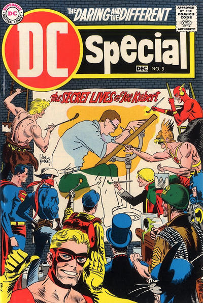 Cover for DC Special (1968 series) #5