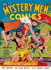 Cover for Mystery Men Comics (Fox, 1939 series) #4