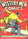Cover for Mystery Men Comics (Fox, 1939 series) #20