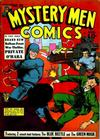 Cover for Mystery Men Comics (Fox, 1939 series) #25