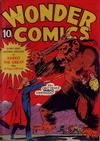 Cover for Wonder Comics (Fox, 1939 series) #2