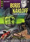 Cover for Boris Karloff Tales of Mystery (Western, 1963 series) #8