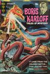 Cover for Boris Karloff Tales of Mystery (Western, 1963 series) #37
