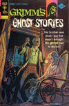 Cover for Grimm's Ghost Stories (Western, 1972 series) #23