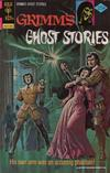 Cover for Grimm's Ghost Stories (Western, 1972 series) #28 [Gold Key Variant]