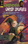 Cover for Grimm's Ghost Stories (Western, 1972 series) #36