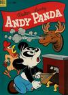 Cover for Walter Lantz Andy Panda (Dell, 1952 series) #22