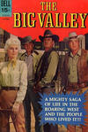 Cover for The Big Valley (Dell, 1966 series) #6