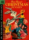 Cover for Bugs Bunny's Christmas Funnies (Dell, 1950 series) #8