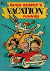 Cover for Bugs Bunny's Vacation Funnies (Dell, 1951 series) #1