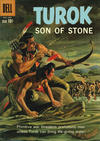 Cover for Turok, Son of Stone (Dell, 1956 series) #21