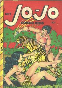 Cover Thumbnail for Jo-Jo Comics (Fox, 1946 series) #20